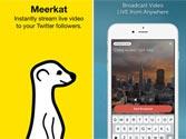 Meerkat vs Periscope: Live-streaming app battle