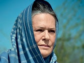 With Rahul still missing in action, Sonia Gandhi steps up to lead the Congress from the front. Will her firefighting salvage the party?