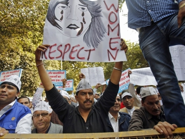 Rape problem in India? Photo: Reuters