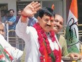 Ex-Union minister Solanki is new Gujarat Congress chief