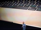 Apple unveils 12-inch MacBook with retina display