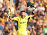 World Cup 2015: Maxwell's fluent ton powers Australia to 376