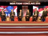 India Today Conclave 2015: What is India's place in the world?