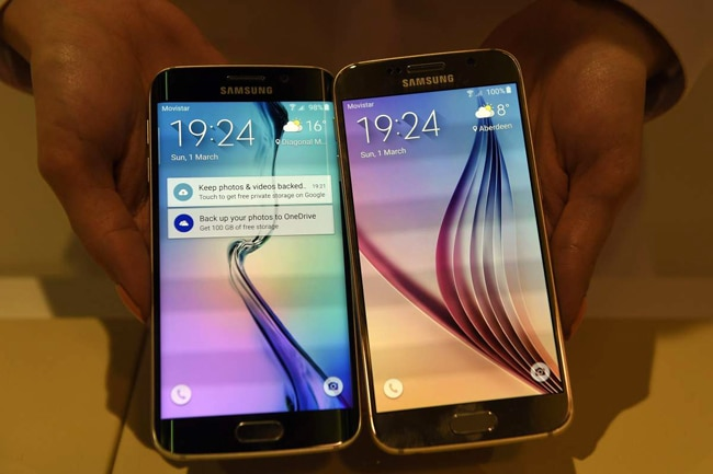 Samsung's Galaxy S6 and S6 Edge get 20 million orders