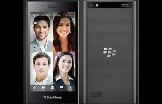 BlackBerry Leap announced at Mobile World Congress