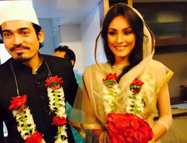 Shawar Ali marries his longtime girlfriend Marsela Ayesha