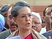 Sonia Gandhi: 14 parties marched to protect the interest of farmers