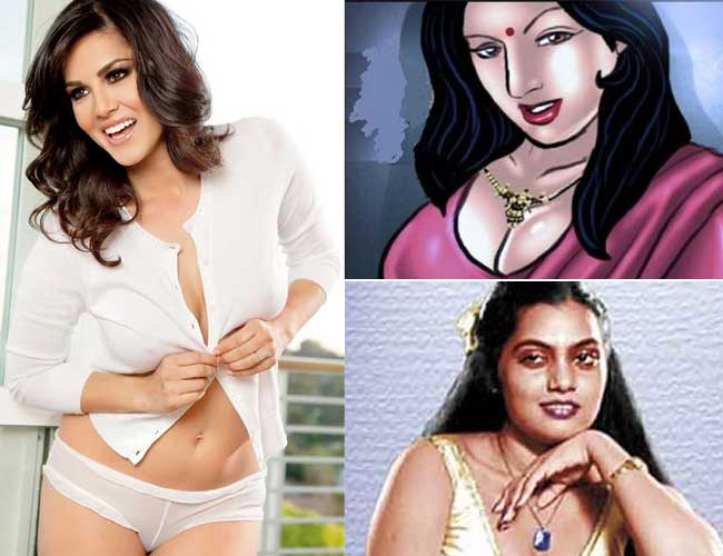 Video: Sunny Leone, Savita Bhabhi or Silk Smitha, who is