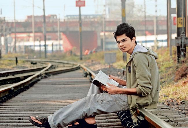 Teen author