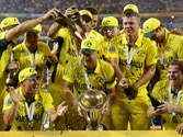Australia down New Zealand in final to win their fifth World Cup