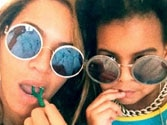 Beyonce, daughter Blue Ivy flossing their teeth in new video 'Bounce'