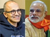 Modi, Nadella among 4 Indians in Time's most influential people list