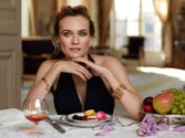 300 years and counting: Diane Kruger stuns as brand ambassador for Martell
