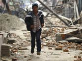 Fresh aftershock measuring 6.7 jolts Nepal, India again