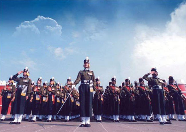 Indian Army Grenadiers Regiment
