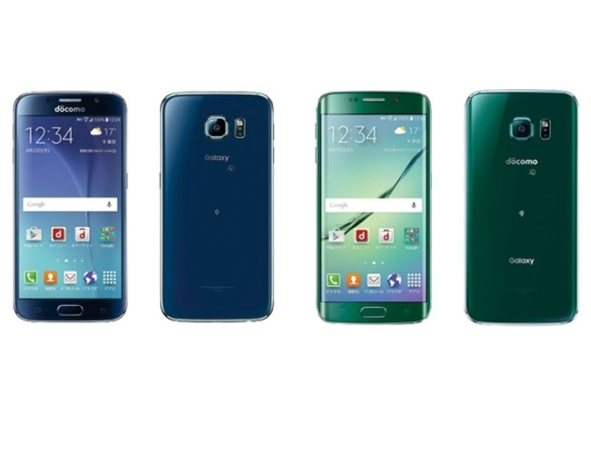 Samsung drops its logo on Galaxy S6, S6 Edge in Japan