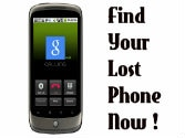 Google solves your problem of lost phone