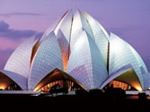 Please pray for Lotus Temple: Pollution preys on iconic structure