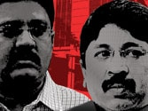 Political clout depleted, the law has come knocking on their door. Has the countdown begun to the unravelling of the formidable Maran business empire?