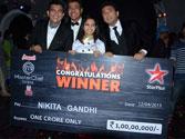Abu Dhabi-based NRI Nikita Gandhi wins MasterChef India 4