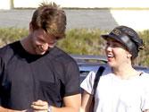 Patrick Schwarzenegger's romantic gesture for Miley Cyrus