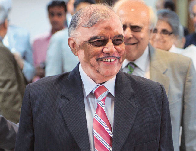 Former Chief Justice of India P. Sathasivam