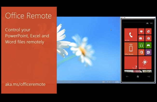 Microsoft Office Remote app now available for Android