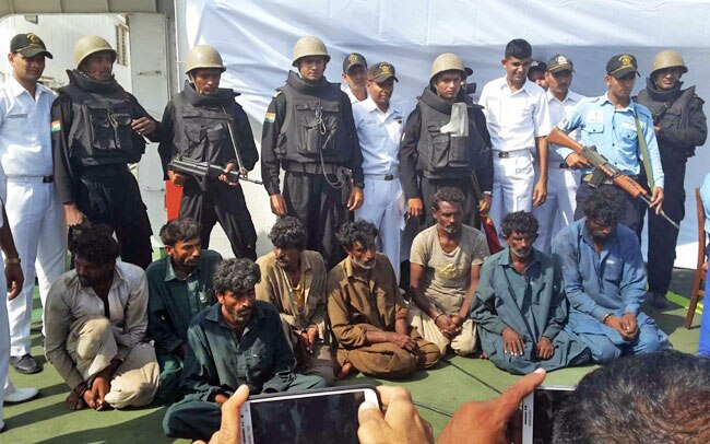 Pak boat seizure: Crew contacted Pakistan Navy for help - India News