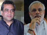 It's a massive responsibility to play Narendra Modi on screen: Paresh Rawal