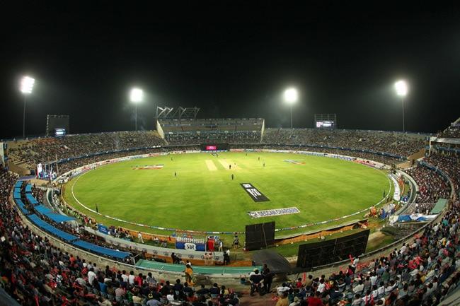 Hyderabad stadium
