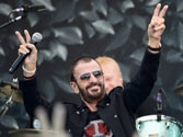 Rock and Roll Hall of Fame inducts Ringo Starr