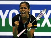 World no. 1 Saina Nehwal enters Malaysia Open semifinal