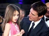 Hollywood wrap: Tom Cruise hasn't seen Suri in a year