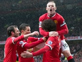 EPL: United drub City 4-2 in Manchester derby