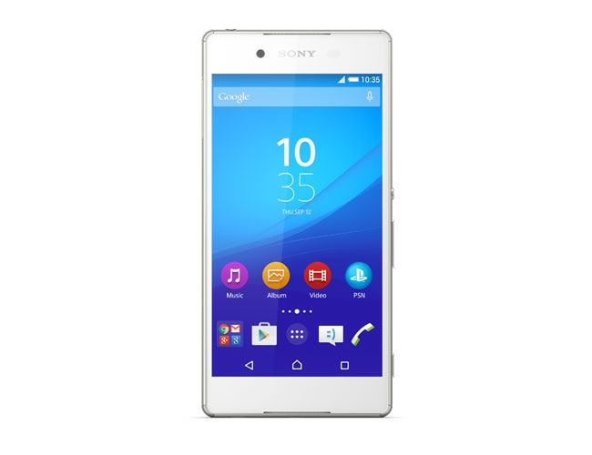Sony announces Xperia Z4 flagship smartphone with water resistance