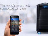 Samsung and Samsonite join hands to introduce smart luggage
