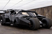 Batmobile comes to Batman fan's rescue on his wedding day