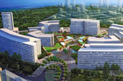 China plans $10 billion IT park in software push