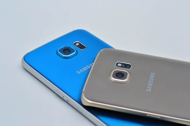 Samsung using different image sensors in Galaxy S6 phones
