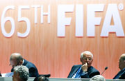 FIFA Congress resumes after bomb threat in Zurich