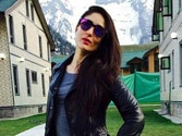 Spotted: Kareena Kapoor in Sonmarg to shoot for Bajrangi Bhaijaan