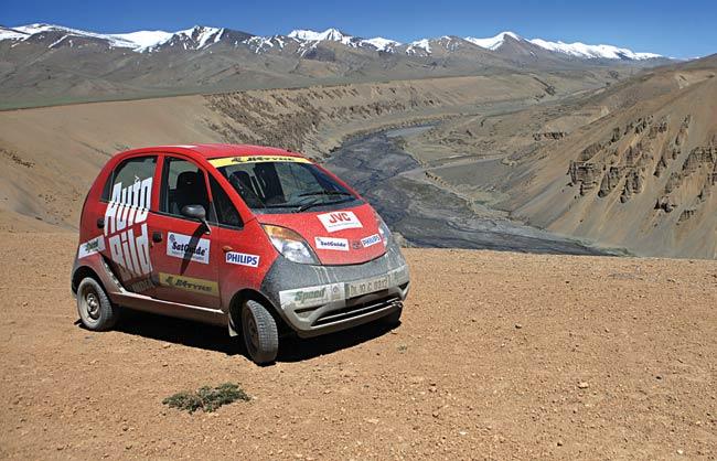 18,380 feet to glory: To Khardung La in a Tata Nano - Auto News