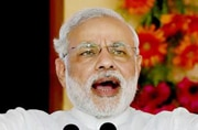 Won't stop, won't bend, says PM Narendra Modi in Mathura on NDA government's first anniversary