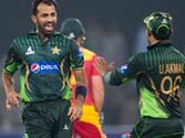 Pakistan celebrate six-year home return with emphatic win over Zimbabwe