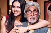 Piku crosses Rs 100 crore mark worldwide, tweets Amitabh Bachchan