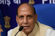 Rajnath Singh: Development, not Ram temple, priority of Modi govt