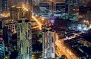 Riding on rising demand for residential and office spaces, the real estate sector is thriving.