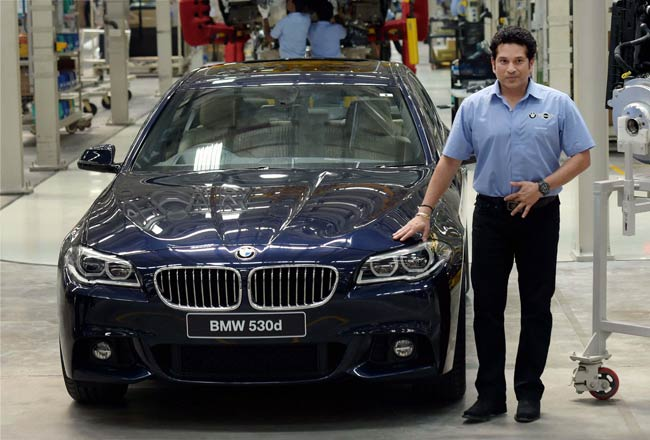 Make In India Bmw Increases Localisation Level In Its Cars To 50