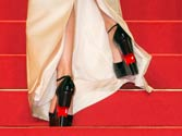 Cannes 2015: #HeelGate causes a stir as women wearing flats banned