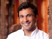 Vikas Khanna to gift mammoth books written in gold ink to world leaders